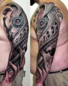 3D-Tattoo-for-Arm